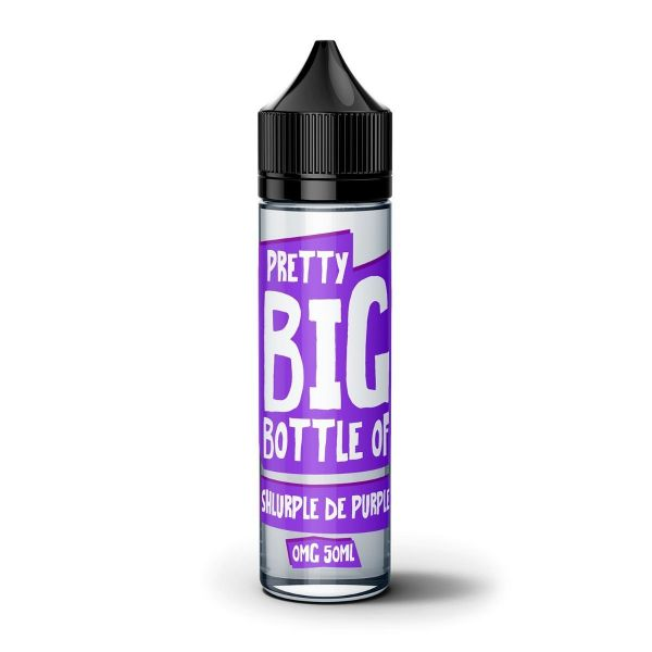 Pretty Big Bottle Shlurple De Purple - 50ml