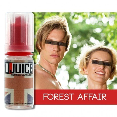 T-Juice Forest Affair Concentrate - 10ml