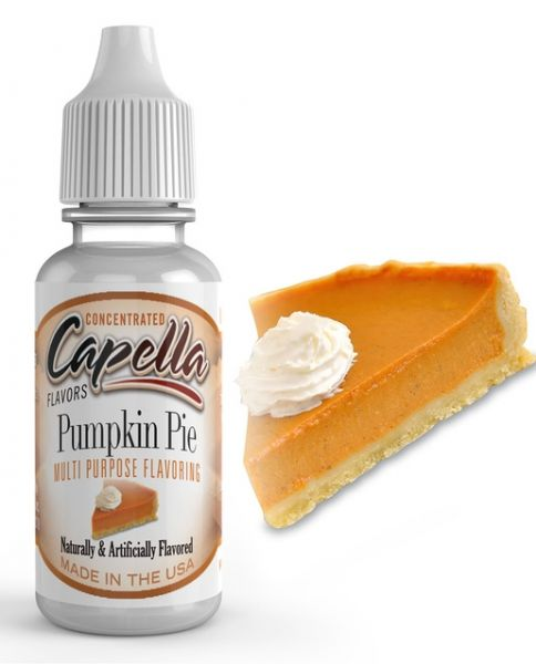 Capella Pumpkin Pie (Spice) Aroma Concentrate - 13ml