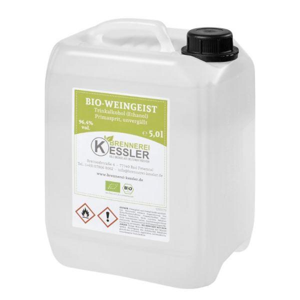 Alkohol / Ethanol / Weingeist 96.4% (10-100ml)