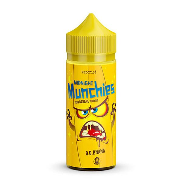 Vaporist Midnight Munchies O.G. BNANA - 100ml