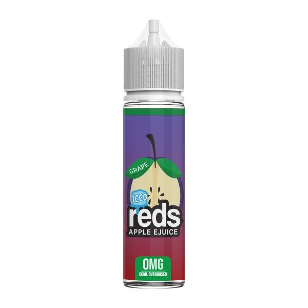 red's Apple Juice Grape Ice - 7 DAZE
