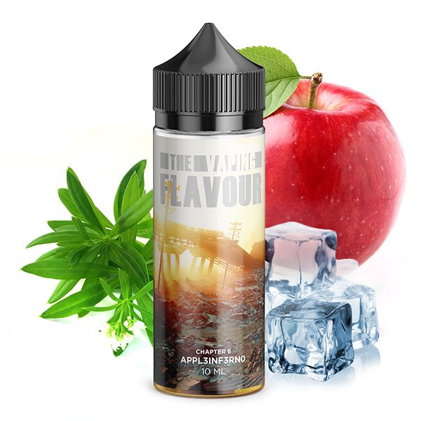 The Vaping Flavour   Ch. 6 Appl3inf3rn0 Aroma - 10ml