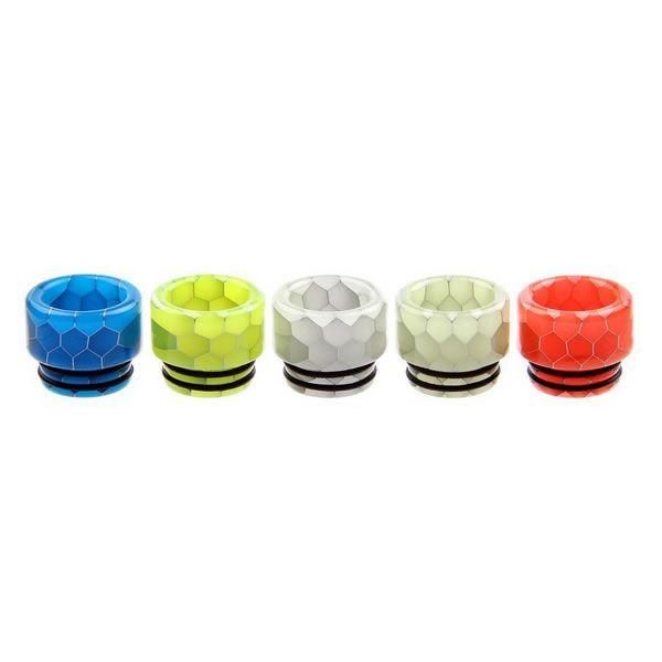 Fluoreszierendes 810 Resin Drip Tip