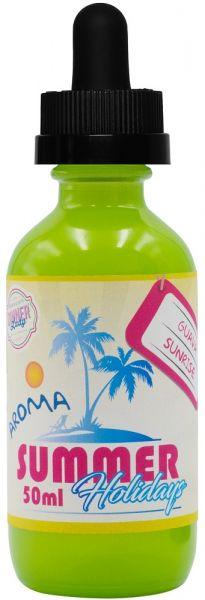 Dinner Lady Guava Sunrise [Summer Holidays] - 60 ml