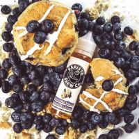 Barista Brew Cinnamon Glazed Blueberry Scone Liquid - 50ml