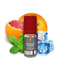 T-JUICE FRUITS Blood Ice Orange Nikotinsalz Liquid - 10ml