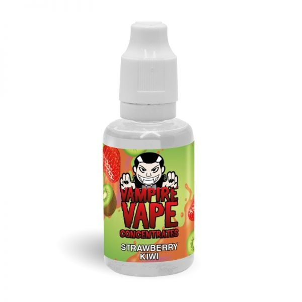 Vampire Vape Strawberry Kiwi Aroma - 30ml