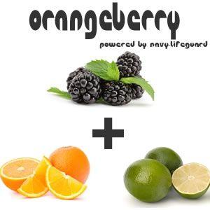 10ml Aroma NLife V.9 Orangeberry