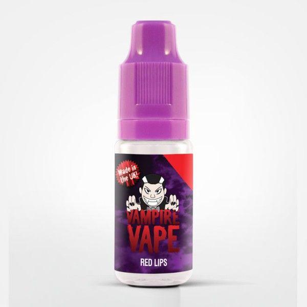 Vampire Vape Red Lips Liquid - 10ml