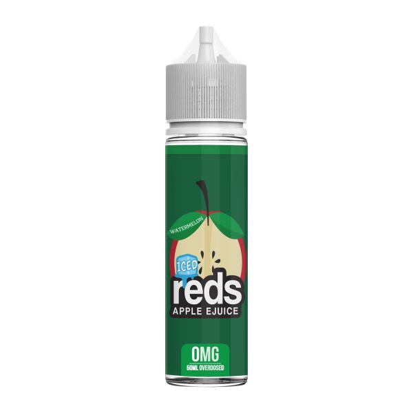 red's Apple Juice Watermelon Ice - 7 DAZE