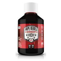 Vape Rebelz® 50:50 Basisliquid 0mg - 100ml