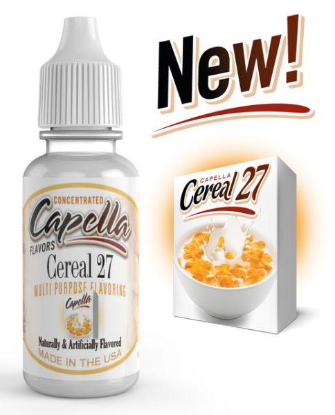 Capella Cereal 27 Aroma Concentrate - 13ml
