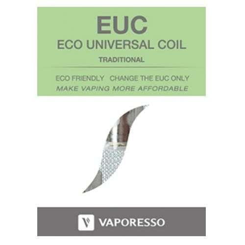 Vaporesso Traditional EUC Clapton für Estoc / Target Pro / ORC Coil mit 0.4 / 0.5
