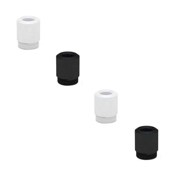 Kayfun K5 Drip Tip POM 7   9.5mm weiß