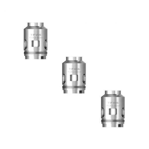 SMOK TFV16 Triple Mesh Head / Verdampferkopf mit 0,15 Ohm