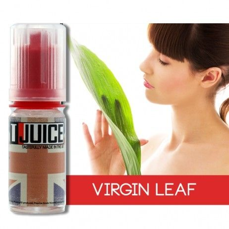 T-Juice Virgin Leaf Concentrate - 10ml