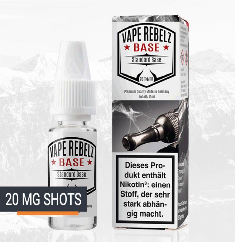 Nikotin Shots günstig kaufen