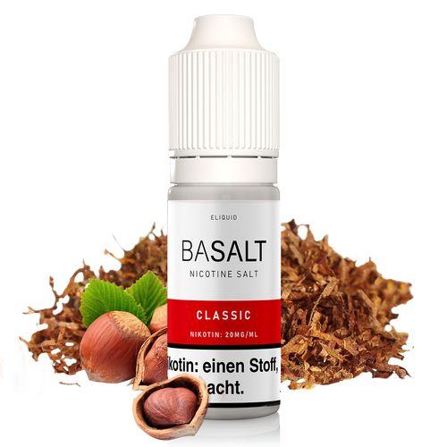 Basalt Classic Nic Salt Liquid - 10 ml