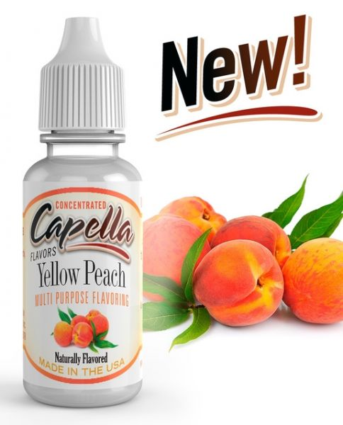 Capella Yellow Peach Aroma Concentrate - 13ml