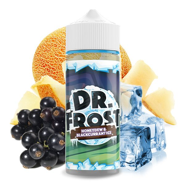 Dr. Frost Honeydew & Blackcurrant Ice UK Premium Liquid - 100 ml