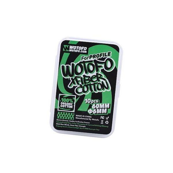 Wotofo Coton Xfiber 6mm for Profile