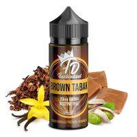 FLASCHENDUNST Brown Tabak Aroma - 20ml