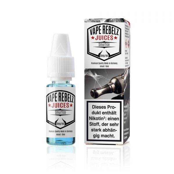 VR | Vape Rebelz® Smurfice Juice | Liquid - 10ml