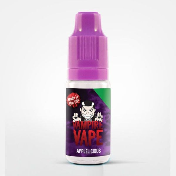Vampire Vape Applelicious Liquid - 10ml
