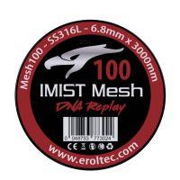 IMIST 3 Meter SS316L Mesh Wire 100 Wickeldraht