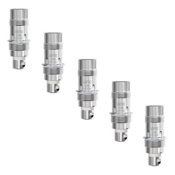 Vaptio Cosmo C1 Verdampferkopf / Coil mit 1.6 Ohm