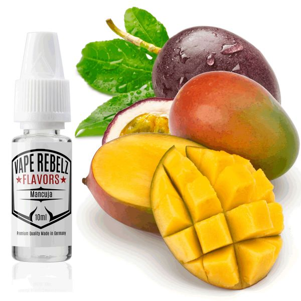 Rebelz Summer Mancuja Liquid 10ml / 50ml / 100ml