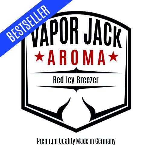 Vapor Jack Red Icy Breezer Aroma - 10ml