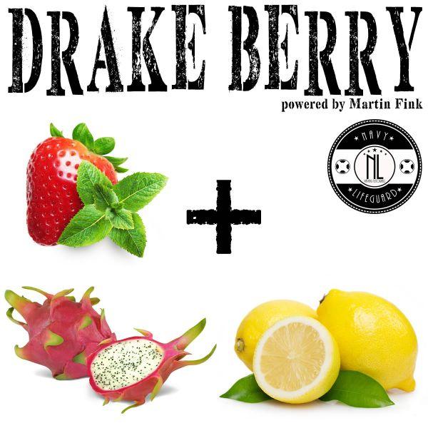 NLife V.11 Drake Berry Liquid   Nikotinfrei - 10ml / 50ml / 100ml