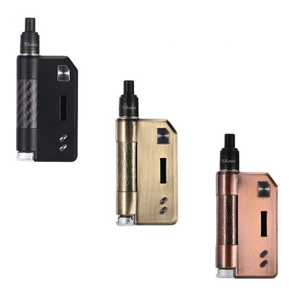 YIHI SXmini SX Auto E-Zigaretten Kit