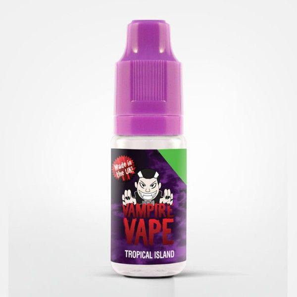 Vampire Vape Tropical Island Liquid - 10ml