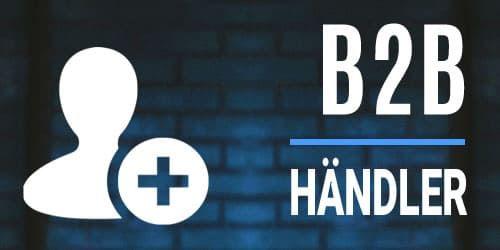 B2B E-Zigaretten Händlerregistrierung