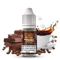 KAFFEEPAUSE by Steamshots Robusta Schoko 18mg Nikotinsalz Liquid - 10ml