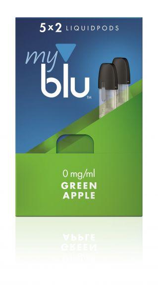 myblu Liquidpod Green Apple