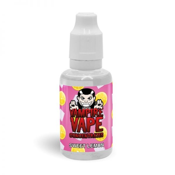 Vampire Vape Sweet Lemons Aroma - 30ml