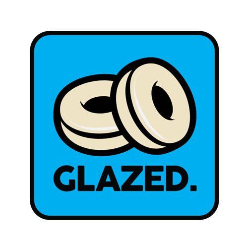 GLAZED E-JUICE ROLLED GLAZED CINNAMON - 50ml