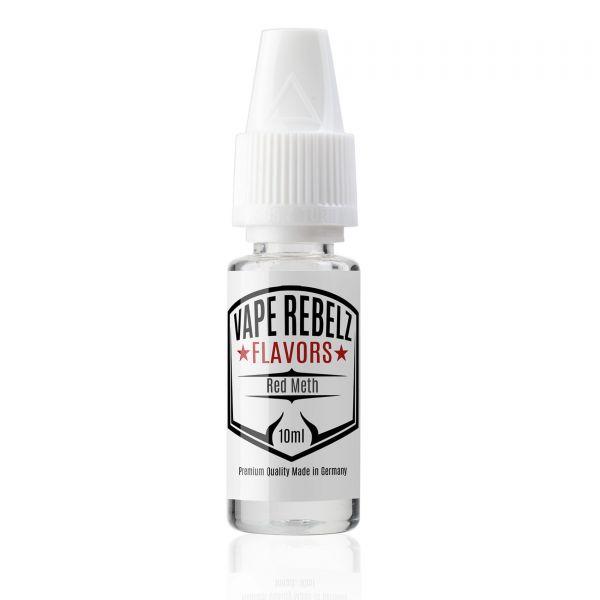 Vape Rebelz® Red Meth pur Flavor | Aroma - 10ml