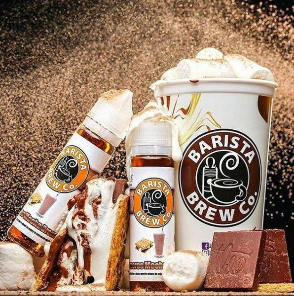 Barista Brew Smores Mocha Breeze Liquid - 50ml