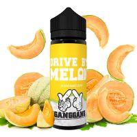 GANGGANG Drive by Melon Liquid - 100 ml