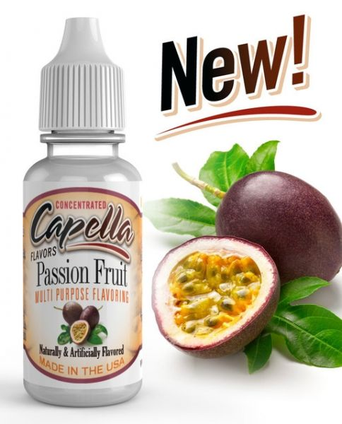Capella Passion Fruit Aroma Concentrate - 13ml