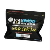 Gold Edition Cotton by Kendo Vape