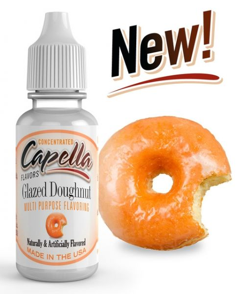 Capella Glazed Doughnut Aroma Concentrate