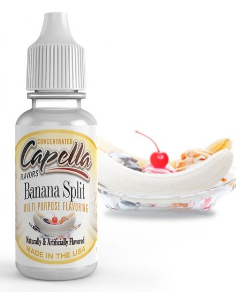 Capella Banana Split Aroma Concentrate - 13ml