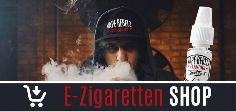 E-Zigaretten Shop für Liquid und Aroma
