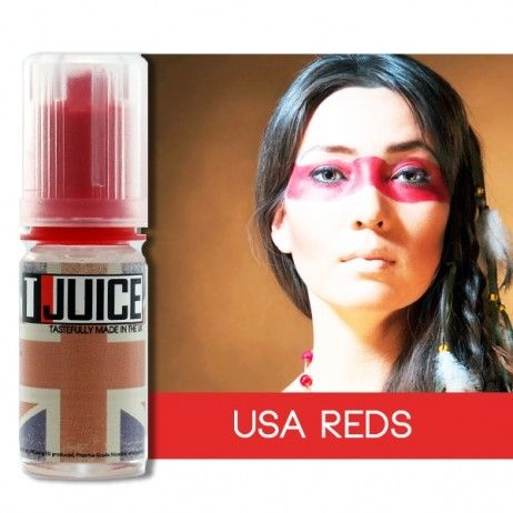 T-Juice USA Reds Concentrate - 10ml